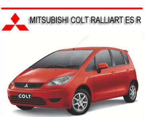 mitsubishi colt ralliart es r 2003 2011 workshop service repair rh pinterest com Mitsubishi Colt 2003 Engine Bolts Mitsubishi Colt 2013 Plirofories