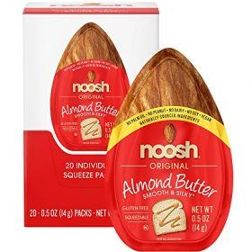 NOOSH Original Almond Butter - Vegan, Gluten Free, Non-GMO ...