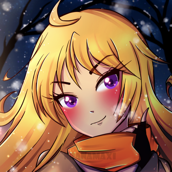 Road to Atlas .Yang. by mianamaxi Rwby anime, Rwby