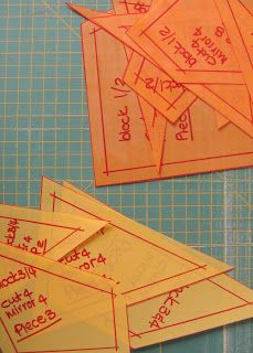 if you find that paper quilting templates tend to rip or crumple as you use them learn how to make templates using plastic file dividers