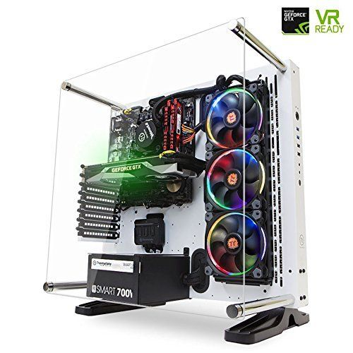 Thermaltake Core P5 Atx Open Frame Wall Mount Mid Tower Liquid