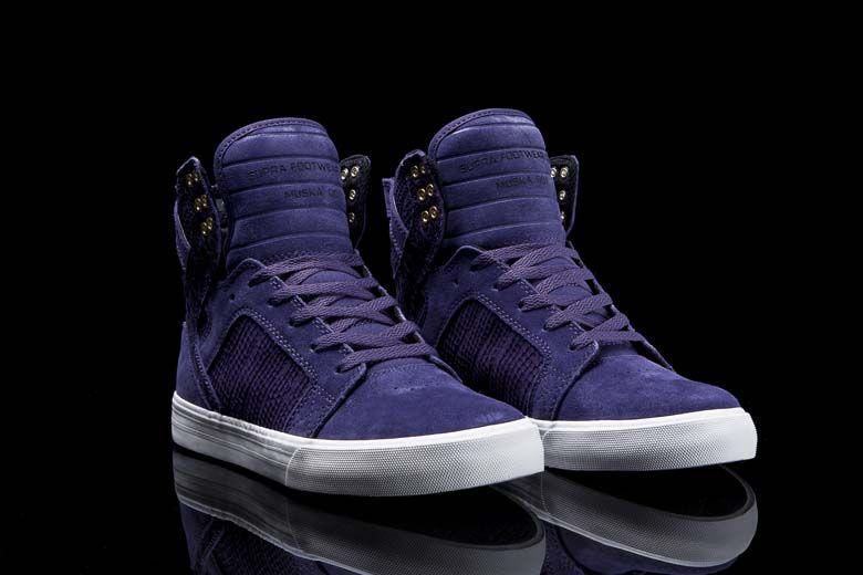 Supra Mens Skytop IV Sneakers S99001