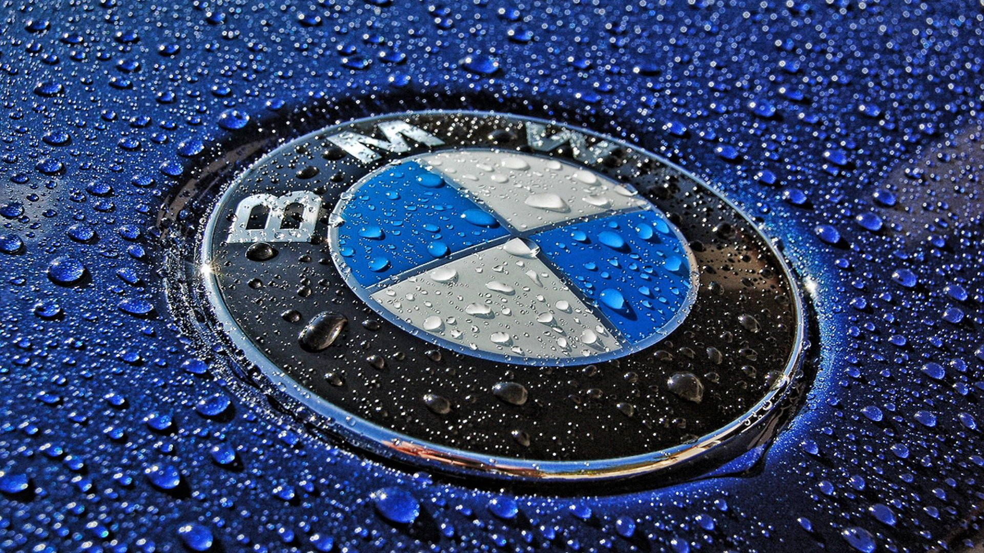 BMW Logo Wallpaper HD 1080p Wallpaper | BMW 4 EVER in 2019 ...
