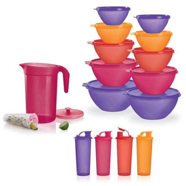 221e0aa4bf Tupperware Glitter Products~ Be Dazzled Ultimate Collection  Save over 50%  with purchase of