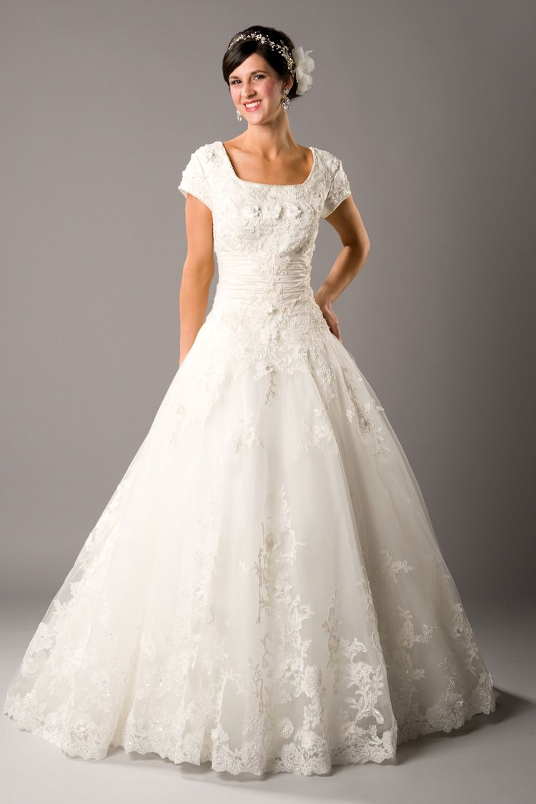 Utah lds wedding dresses dress blog edin for Lds wedding dresses utah