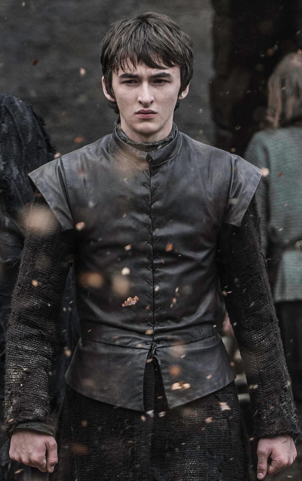 Bran Stark | Game of throne actors, Bran stark, Isaac ...