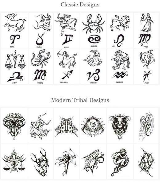 pin von nikki west auf zodiac tattoos pinterest. Black Bedroom Furniture Sets. Home Design Ideas