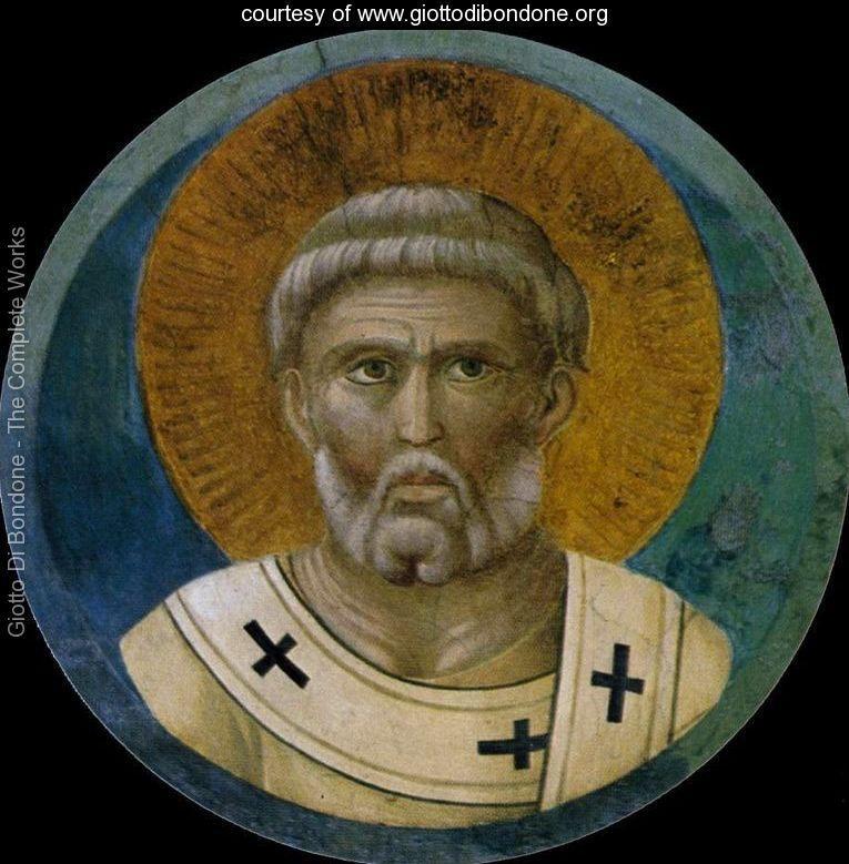 St Paul 1290s - Giotto Di Bondone - www.giottodibondone.org