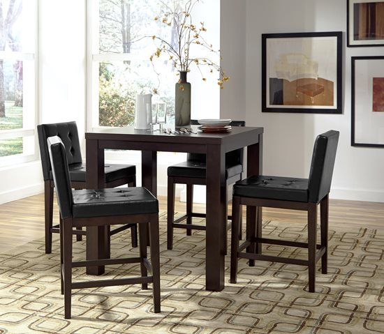 Counter Dining Table Set  High Pressure Laminate  Stylish Dining Entrancing Laminate Dining Room Tables Decorating Inspiration