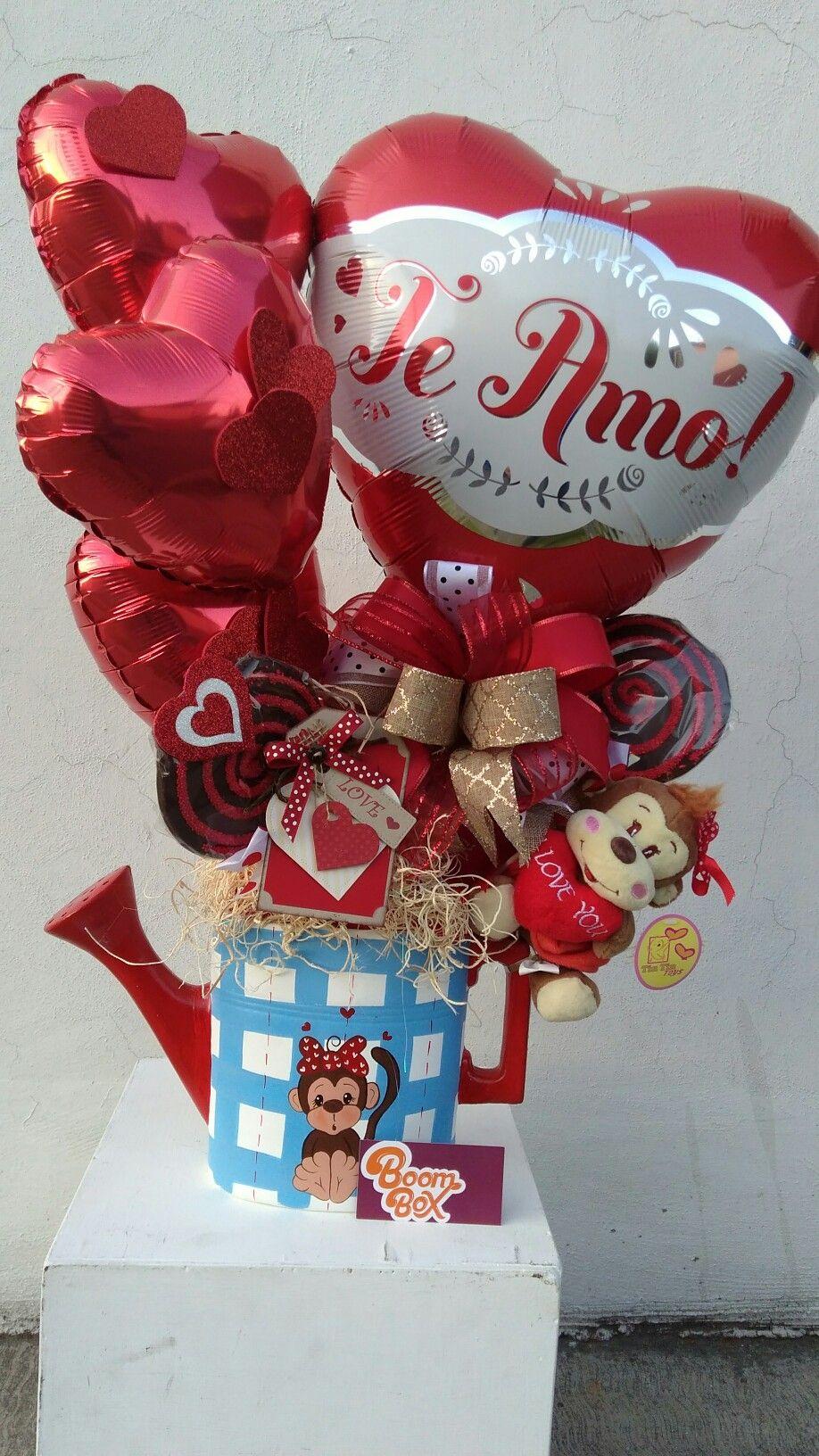 Pin de malenita alcar en boom box pinterest arreglos - Sorpresas para enamorados ...