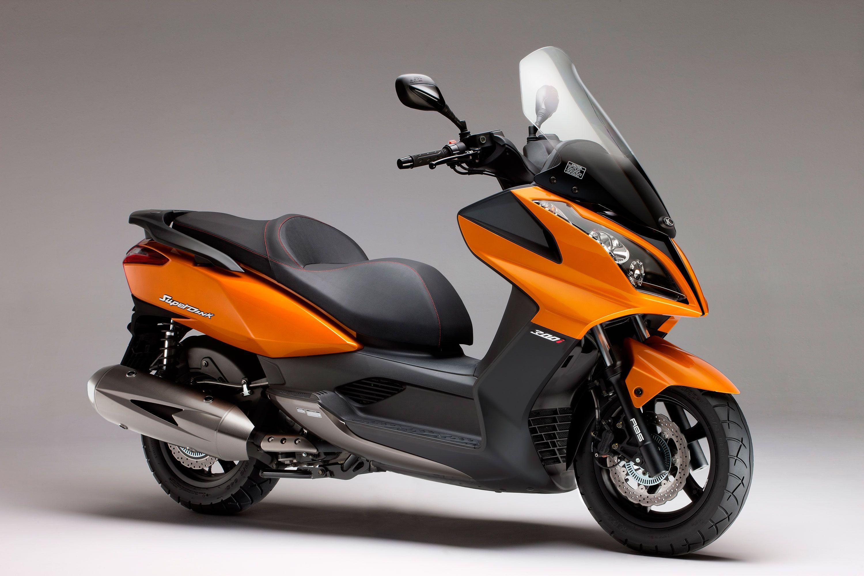 Kymco Superdink 300i Motorcycle Motorbike Motorcycle Bike