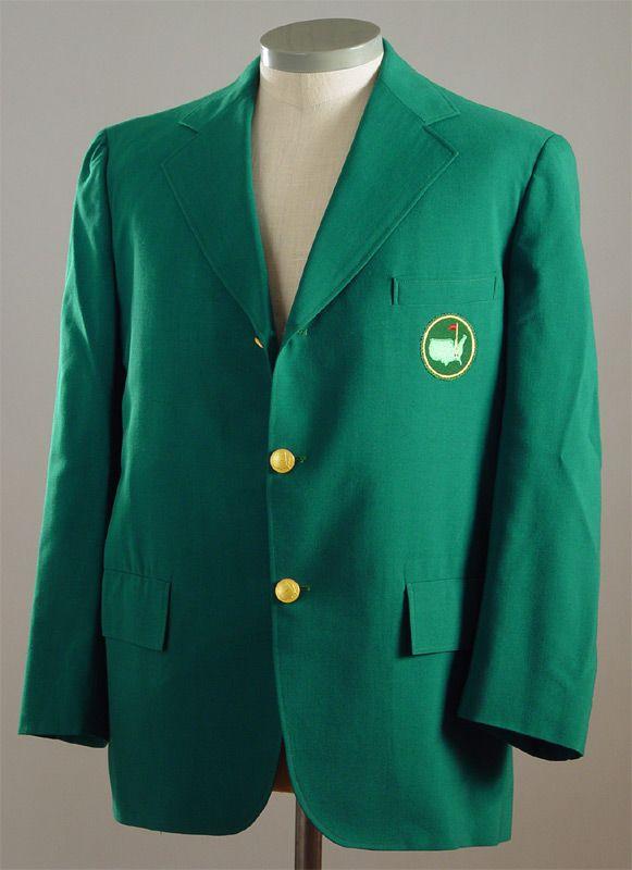 Vintage pre-1967 Masters green jacket in Pantone 342 by Hart