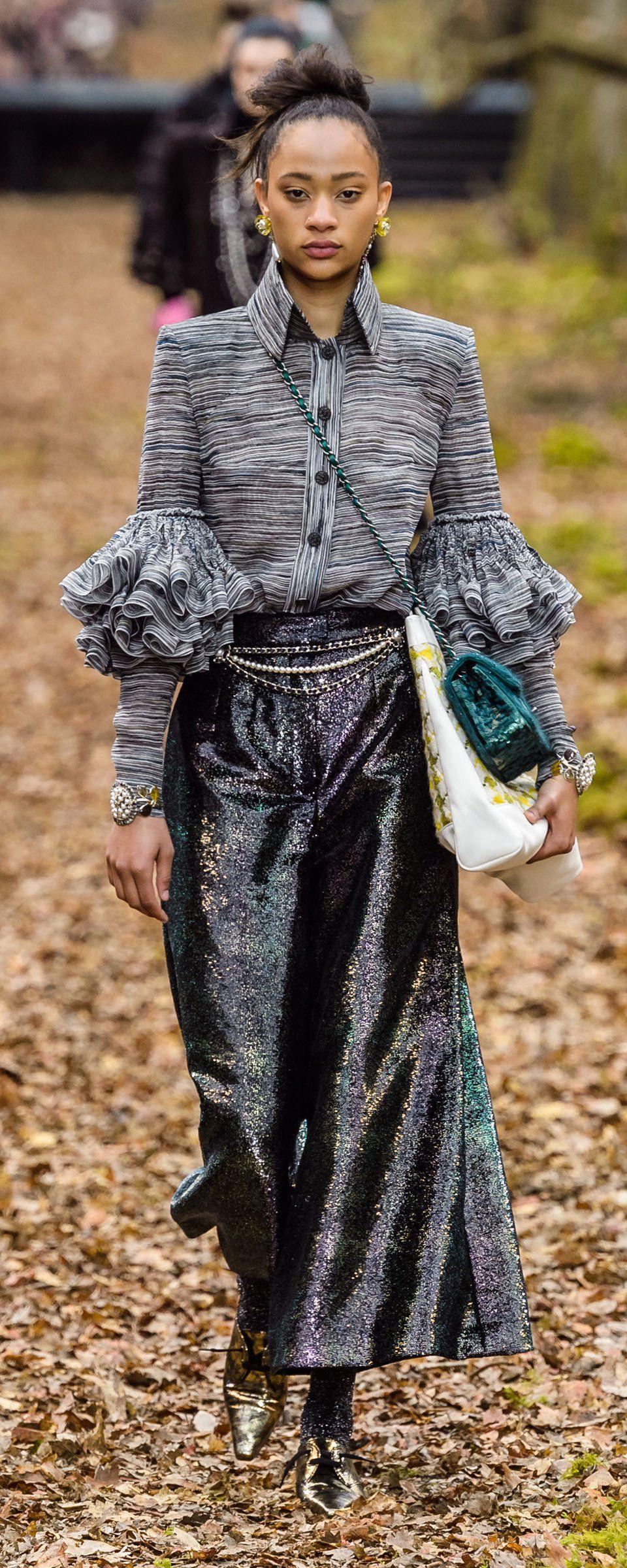 Chanel 2019 Kış Koleksiyonu