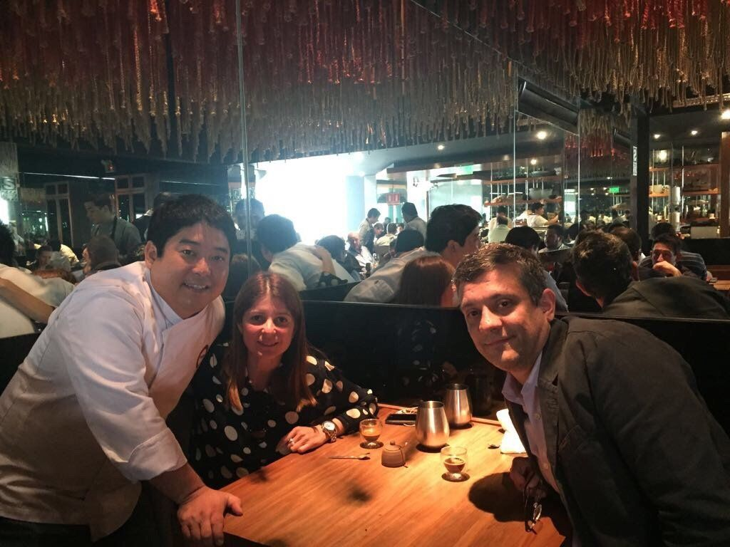 Image result for Maido, Lima