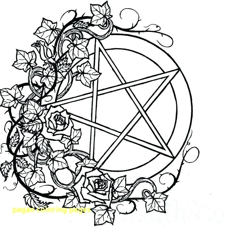 wiccan coloring pages coloring pages pagan coloring pages