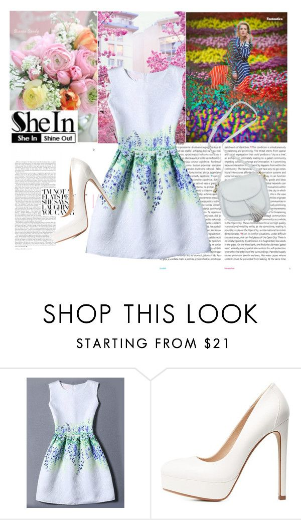 """""""SheIn contest"""" by anida-dlxxx ❤ liked on Polyvore featuring Oris, GE, WithChic and Charlotte Russe"""