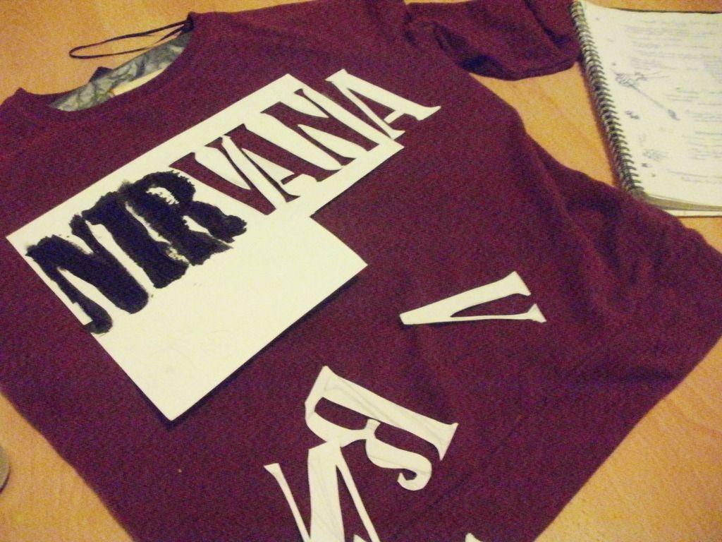 1ec0861ba33bd0 cute grunge diy | Crafts | Diy shirt, Diy clothes, Grunge fashion