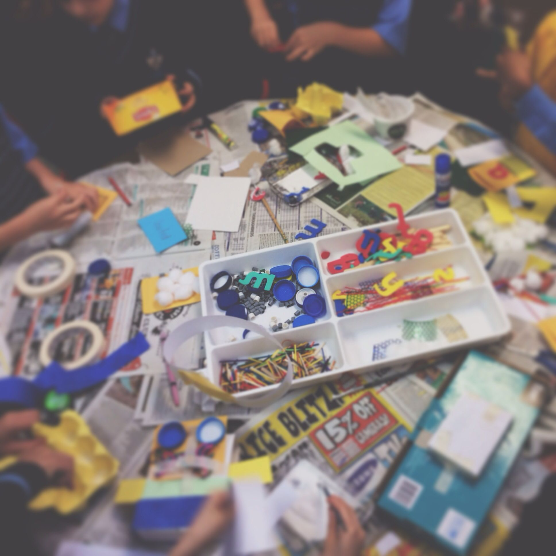 Most Popular Station In Our Investigations The Creation Station Childrens Learning Play Based Learning Classroom Organisation Most popular classroom pictures