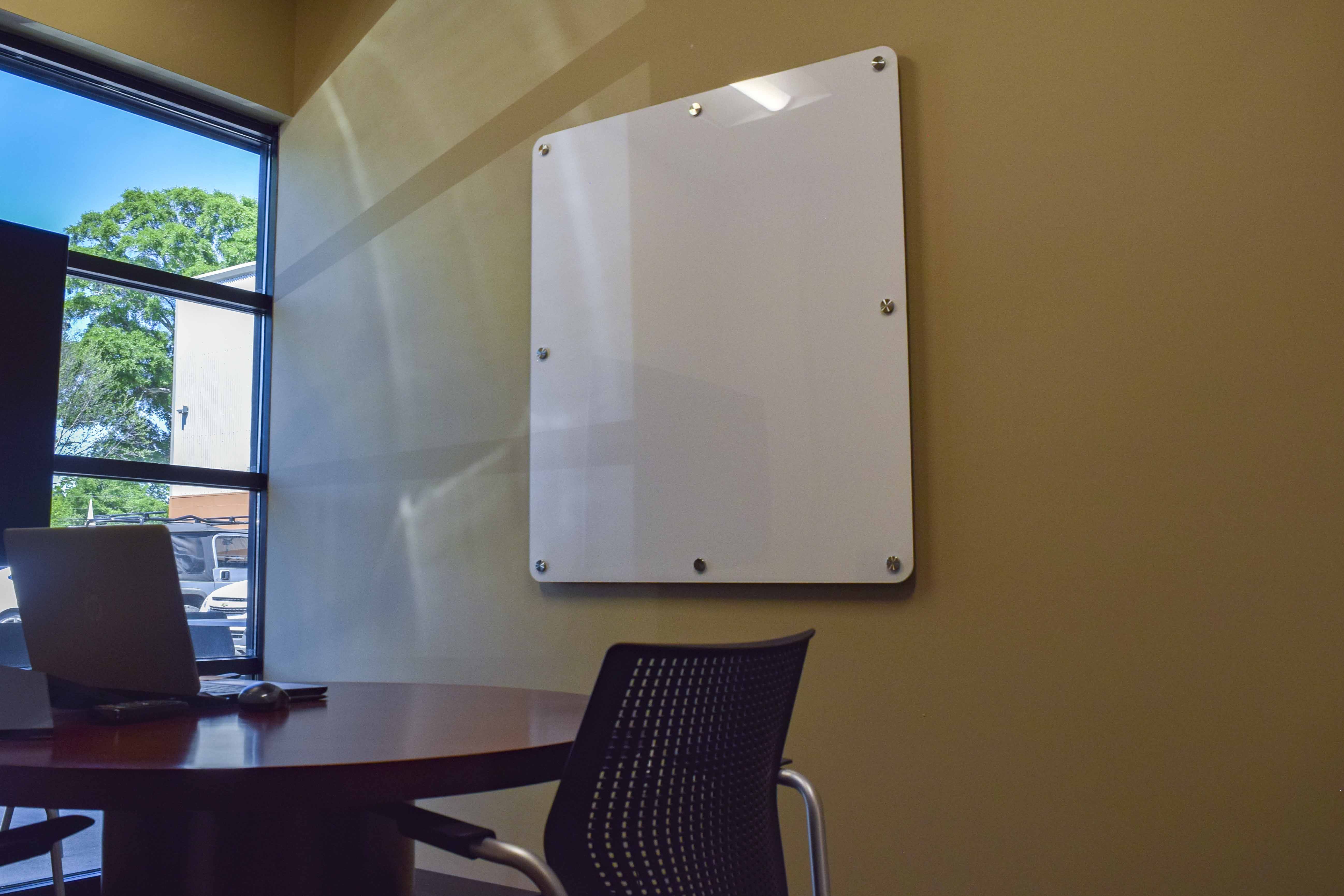 Acrylic Whiteboard Magnetic Panels Crafted For Lacy Phillips