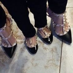 Valentino shoes for two ^^