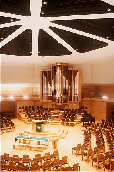 Calvin College Grand Rapids, Michigan | Organ & Harpsichord