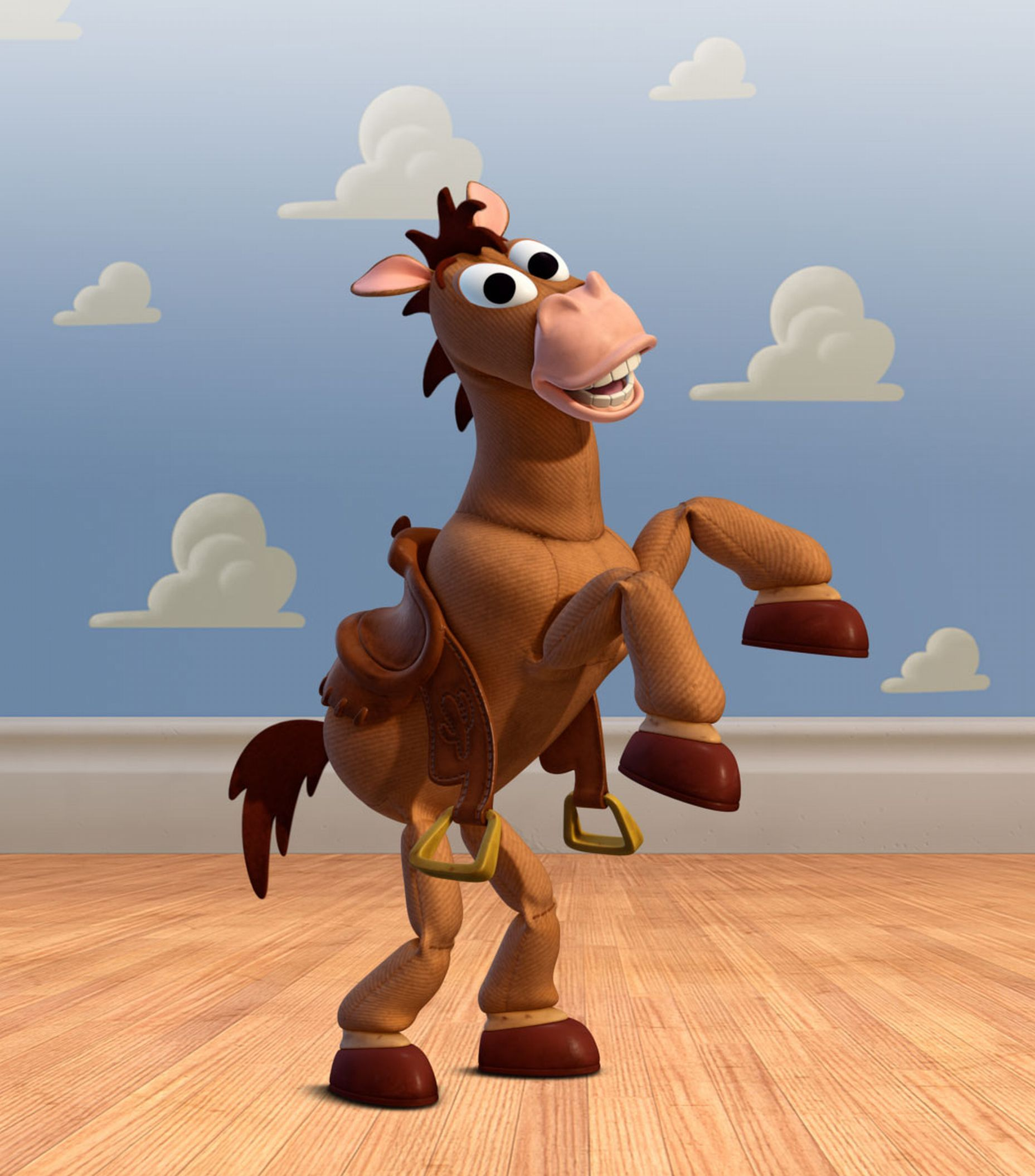 Toy Story Bullseye Voiced By Frank Welker Is Woody S Horse