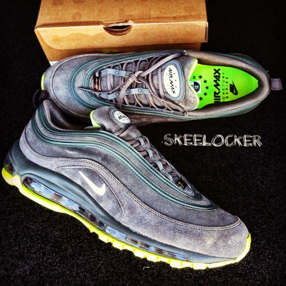 Skeelocker 108 365 Air Max 97 Milan Qs From The Euro Hometurf Pack Amazing Quality W Suede All Arou Hoka Running Shoes Air Max 97 Running Shoes