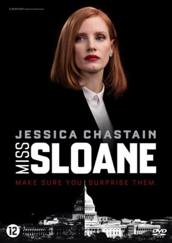Miss Sloane Jessica Chastain Dvd Haar