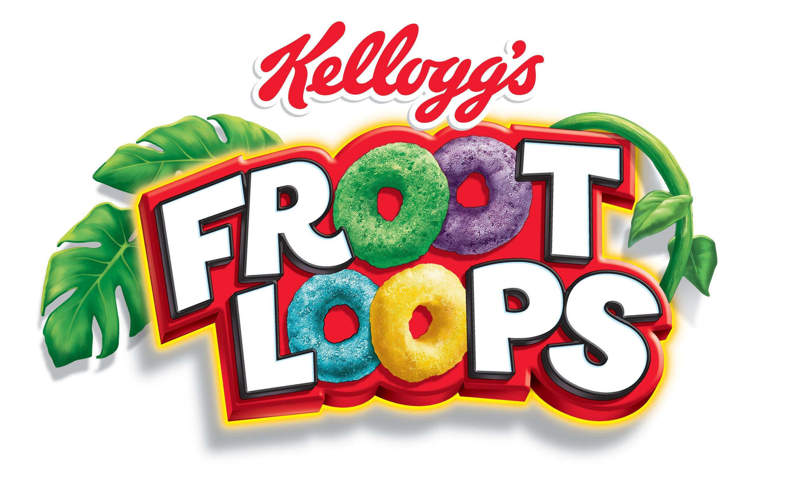 Kellogg S Froot Loops And Neff Serve Up Shades As Colorful As Froot Loops Kelloggs Kellogg Logo