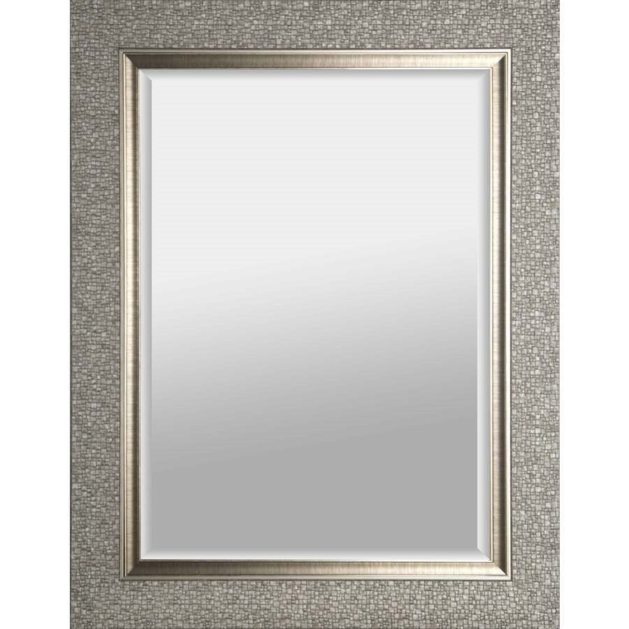 Hobbitholeco 27in x 35in Mosaic Tiled Wall Mirror Lowe