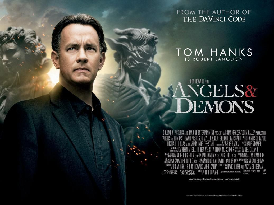 Angels Demons 2009 Ron Howard Peliculas Completas Stellan Skarsgard Tom Hanks