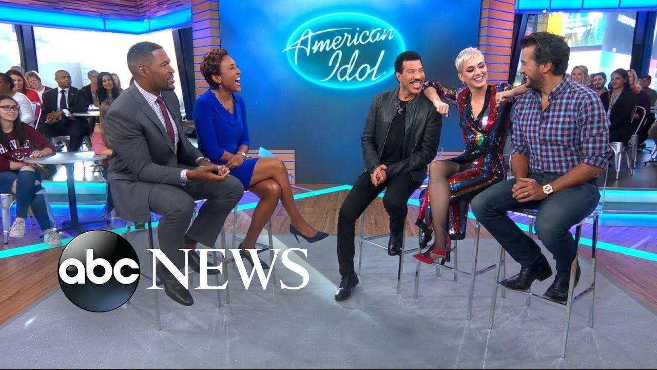 Lionel Richie, Katy Perry and Luke Bryan take over 'GMA'