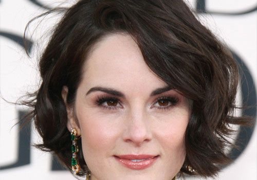 Medium Haircut Square Face