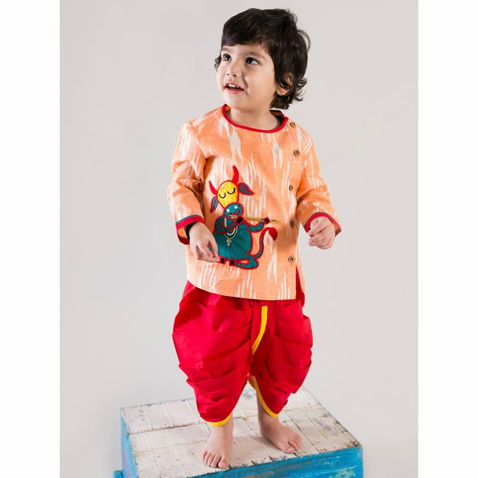 676da6790 Super cute dhoti kurta and kurta pyjama sets for infant dudes. Made in  premium cotton Starting from Rs 1500 Use coupon APR30KE and get Flat 15%  off.
