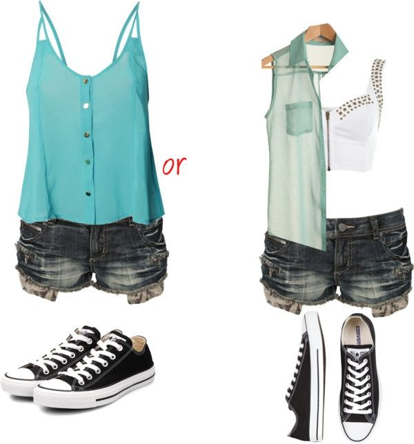 Cute Summer Outfits Polyvore