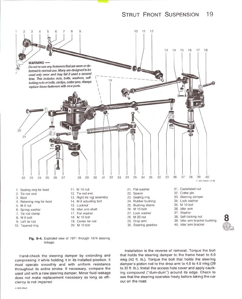 hight resolution of exploded view of a super beetle front end and steering vw beetle com vw diagram aircooledvwtransaxlemounts vw sand rail dune buggy