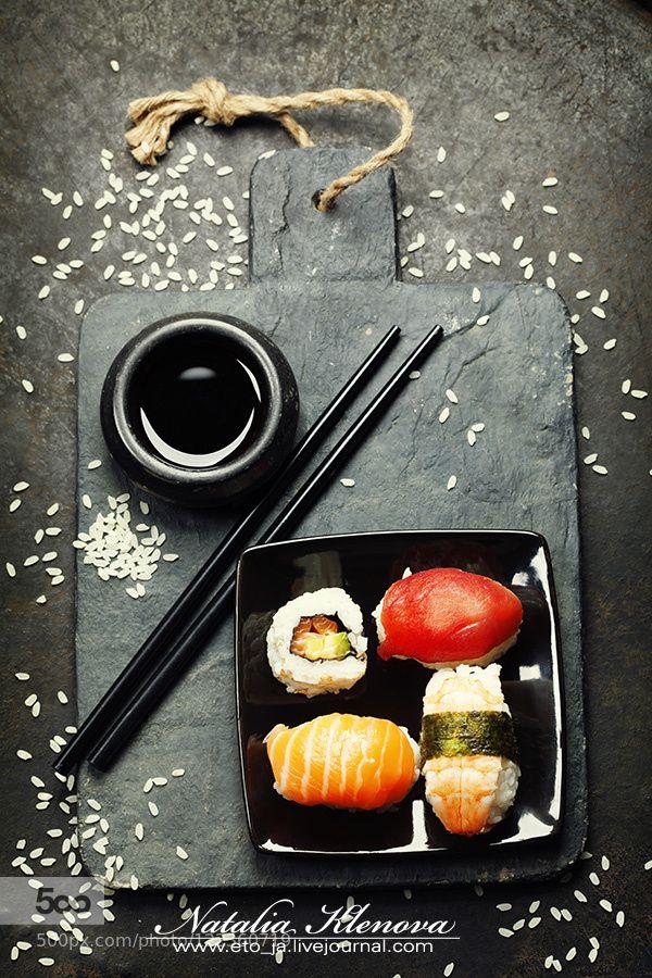 este sushi slimming