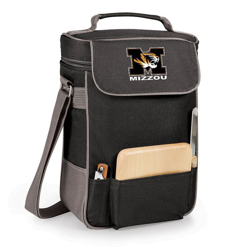 Missouri Tigers Insulated Wine Cooler, Black