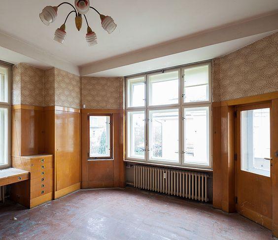 Klatovska 110 Adolf Loos In Pilsen Interior Architecture Staircase Design Interior Decorating