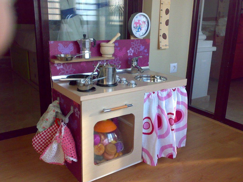 Todo sobre las cocinitas de juguete cocinas de juguete for Todo sobre cocinas integrales