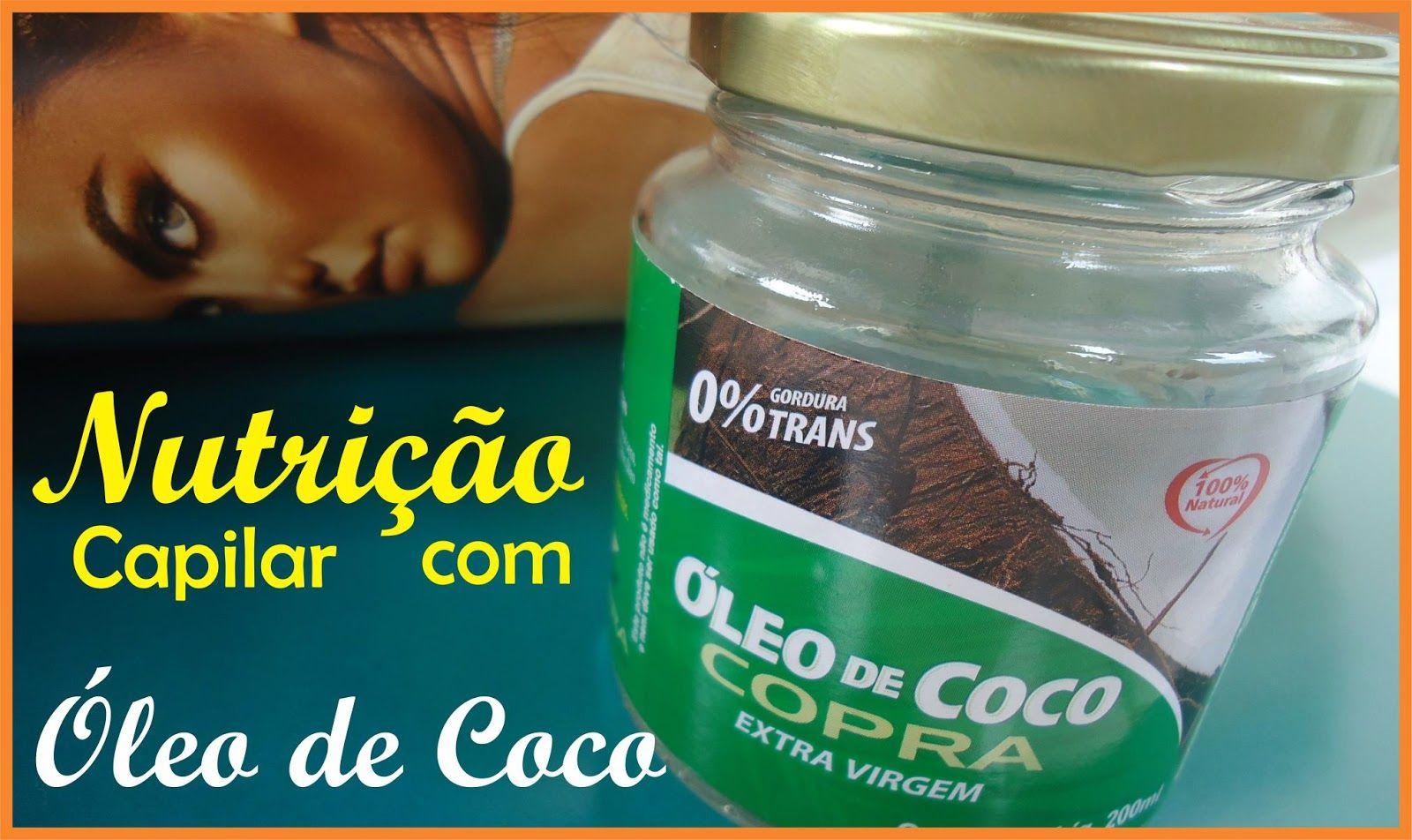 Lindas Confessas : Nutrição com Óleo de coco e Rícino | Cronograma Capilar