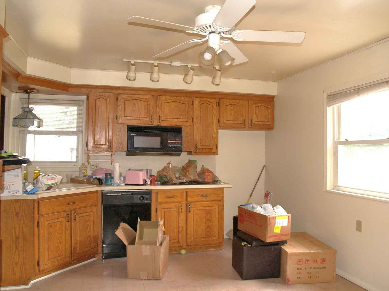 Kitchen Ceiling Fans Amazing Of Ceiling Fan For Kitchen With Lights About Home Renovation Plan Yzjhnma
