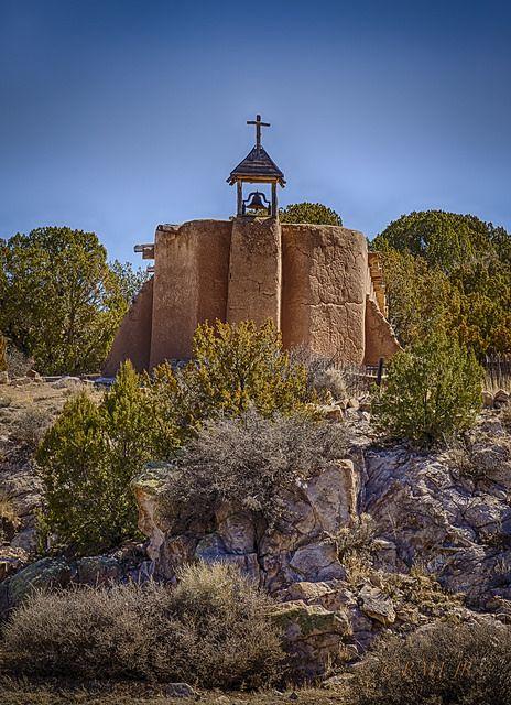 And Upon This Rock New Mexico New Mexico Santa Fe