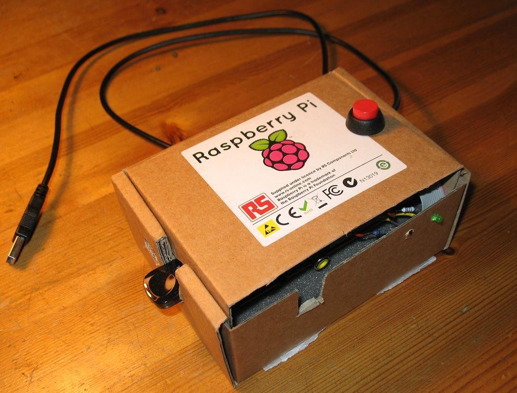 Building A Raspberry Pi Internet Radio Jan Holst Jensen Usb On Off Power Switch Circuit By Mausberry Circuits