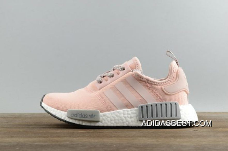 / / nuove adidas nmd r1 vapore by3059 rosa
