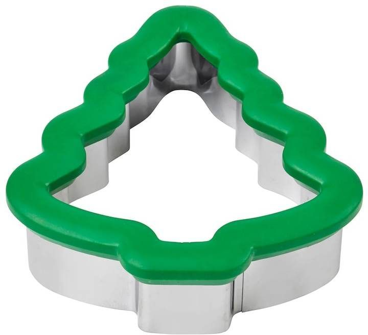 Wilton Comfort Grip Christmas Tree Cookie Cutter Christmas in the