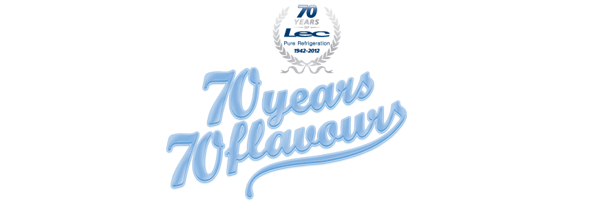 70 years, 70 Flavours! Click through to see full competition details.
