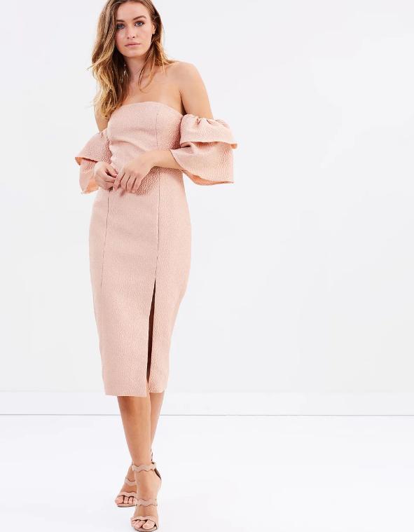 Womens Magnolia Dress Keepsake the Label Best Wholesale Cheap Price Classic For Sale Store TXYB4YjA