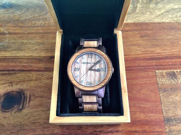 original stainless wood products by steel watches watch barrel grain whiskey collection black n