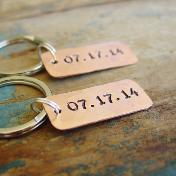 Copper Wedding Gifts: Anniversary Gift, Copper Gift, 7th Seventh Year